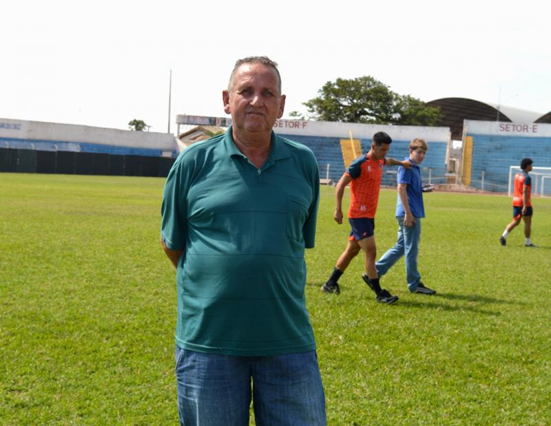 Pedro Afonso /Osvaldo CruzFC - João Martins é o treinador mais vitorioso da história do clube, com dois acessos (2005 e 2009)
