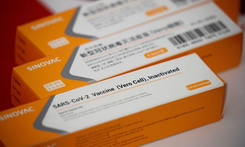 Reuters - Expectativa do Estado é que o Butantan obtenha aprovação da Anvisa ao imunizante até janeiro