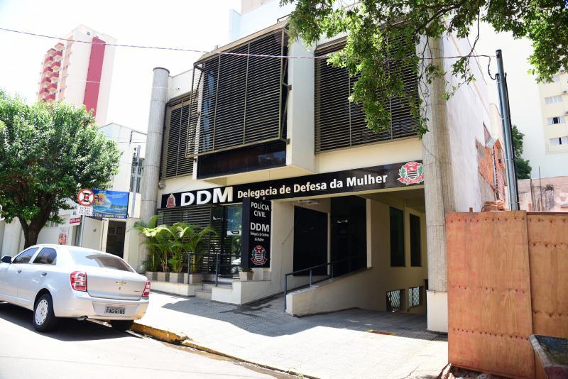 Arquivo   Homem preso foi encaminhado à DDM em Prudente