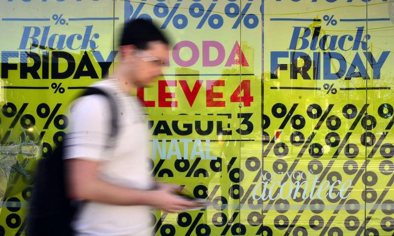 Agência Brasil - Evento de descontos e promoções ocorre nesta sexta-feira
