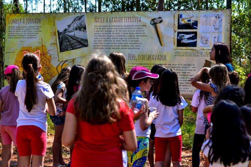 Divulgação - Parque possui diversos aspectos para promover o desenvolvimento dos clientes na parte educacional