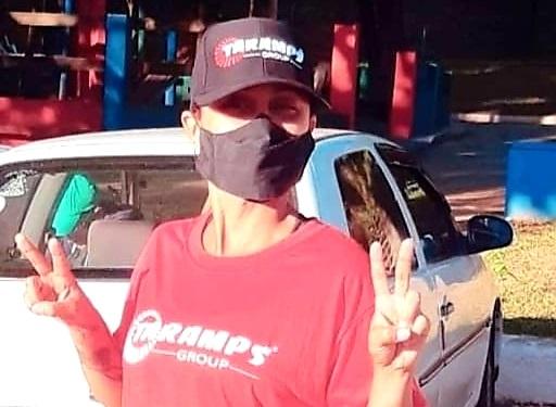 Cedida - Sem patrocínio, Geane vai para Indaiatuba com apoio da Taramps Group