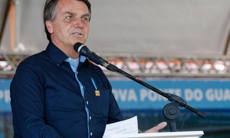 Declaração foi feita hoje, em evento para inaugurar trecho da ponte sobre o rio Guaíba, em Porto Alegre