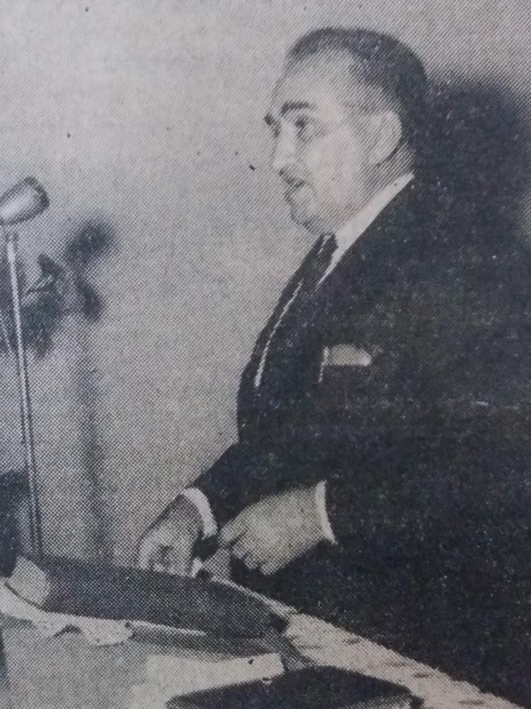 Vicente Guedes Duarte - pastor
