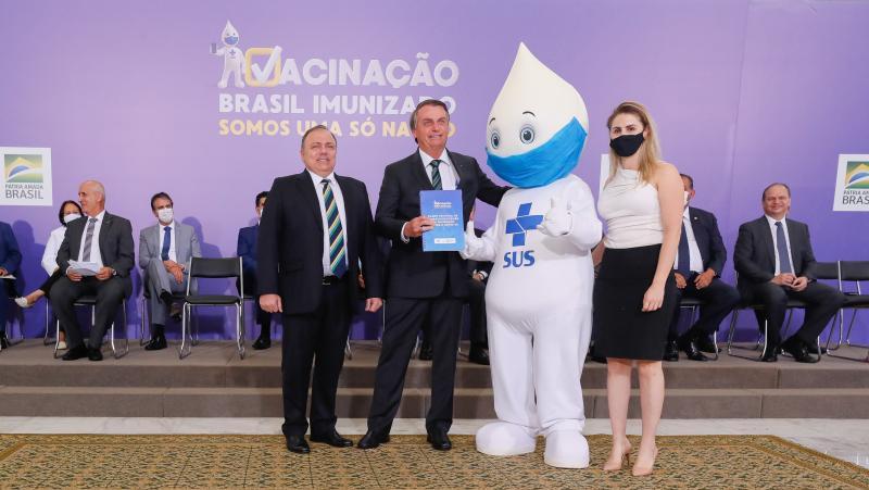 Plano foi apresentado hoje em cerimônia no Palácio do Planalto, em Brasília