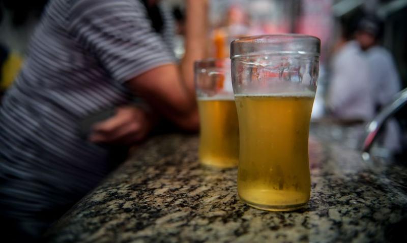 Decreto estadual proíbe venda de álcool em bares e restaurantes após as 20h