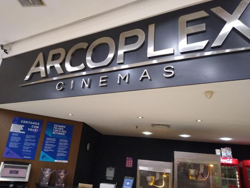 Arcoplex, que dispõe de salas no Parque Shopping, confirmou interrupção do serviço