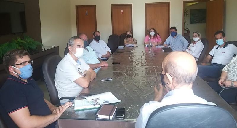 Encontros ocorrem com prefeitos da região de Prudente