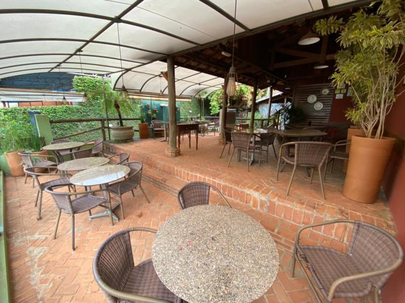 Garden, assim como demais restaurantes, está fechado para consumo local