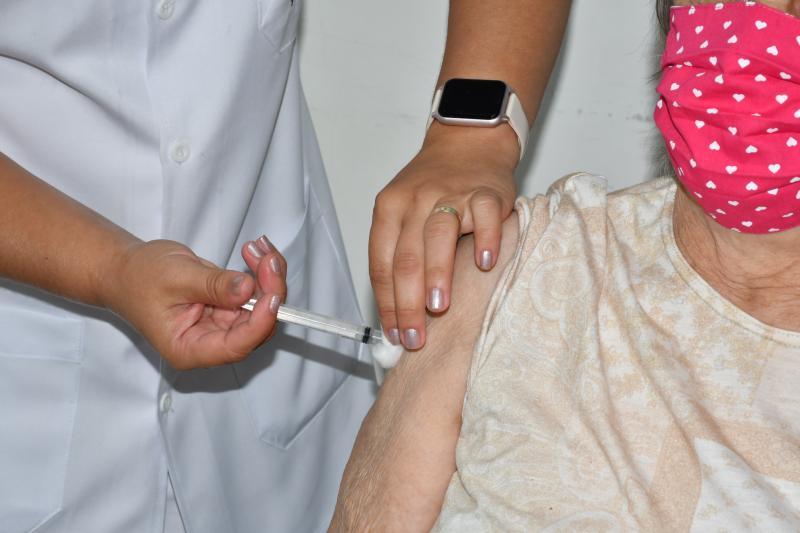 Prudente conta com o maior número de vacinados contra a Covid: 13.127 pessoas