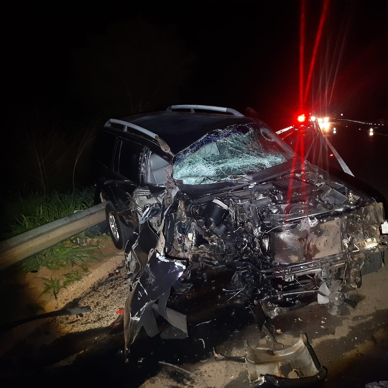 Carro era conduzido por um homem de 60 anos, preso por embriaguez
