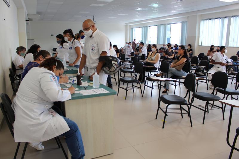 Prudente figura no ranking das 10 cidades com ritmo mais acelerado de vacinação