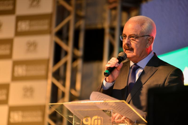 O presidente da Associação Comercial e Empresarial de Presidente Prudente, Ricardo Anderson Ribeiro