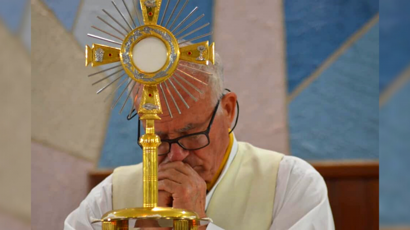 Sacerdote atuava como vigário na Paróquia São Jerônimo Emiliani