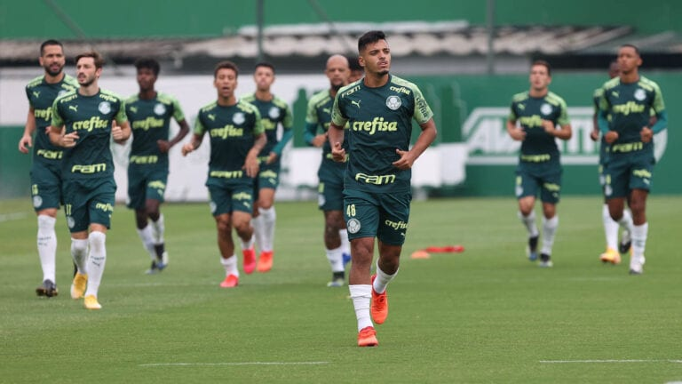 Para o Palmeiras, a chance do título em casa é a continuação de um momento vitorioso