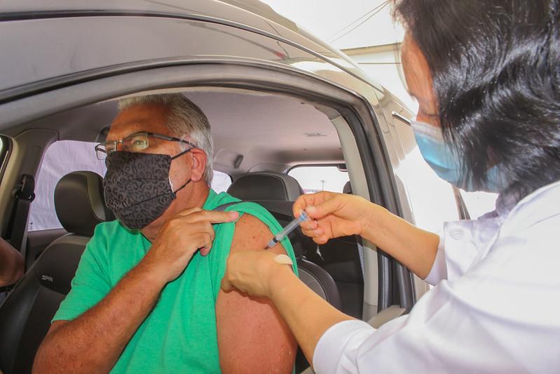 Ampliação da campanha de vacinação está prevista para as próximas semanas