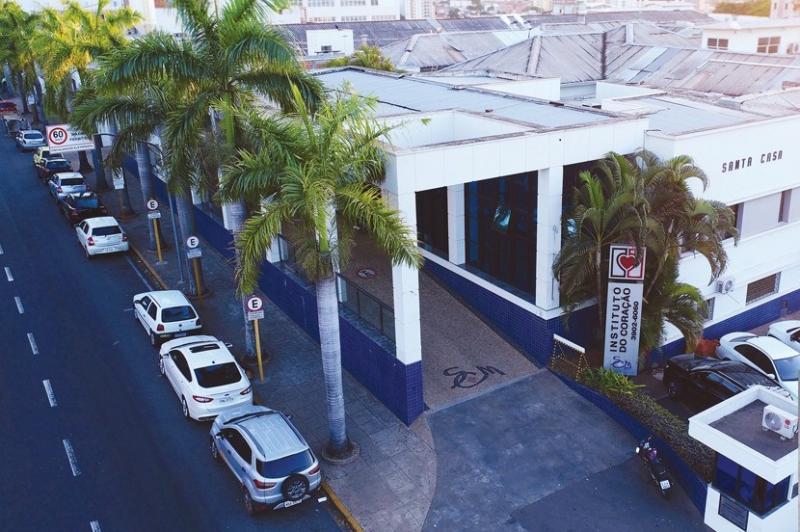 Santa Casa de Prudente será um dos hospitais beneficiados