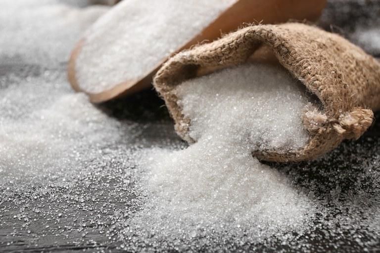 Açúcar é um dos principais produtos exportados da região de Presidente Prudente