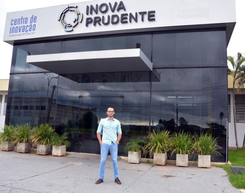 """Diego Andreasi, diretor-presidente da Fundação Inova, convida: """"Nos ajude. Faça parte dessa ideia"""""""