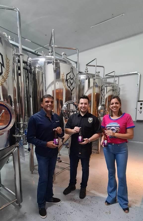 Cervejaria 018 de Presidente Prudente desenvolveu o projeto em parceria com a Agro L. Rochade Pirapozinho