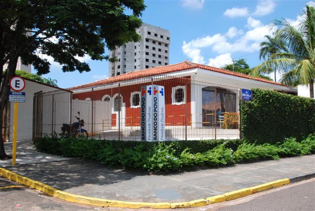 Interessados devem comparecer à sede do banco, no Jardim Bongiovani