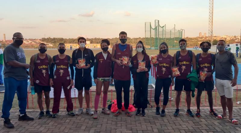Mesma equipe que competiu em Cascavel disputa em Bragança Paulista