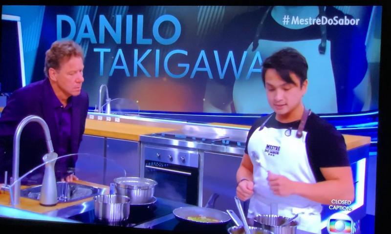 Prudentino é um dos participantes da nova edição do reality culinário