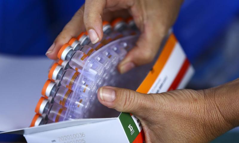 Remessa de imunizantes enviada pelo governo estadual para atender este público é de 3.640 doses