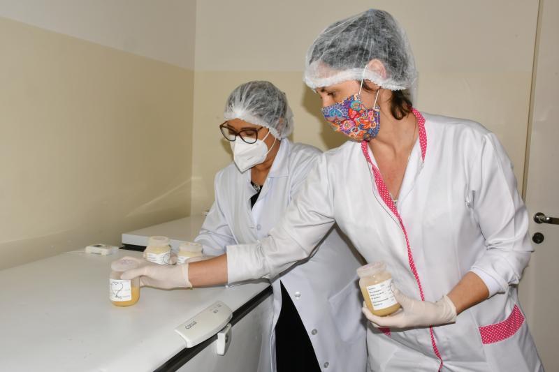 Banco de Leite de Prudente atende prematuros de cinco hospitais