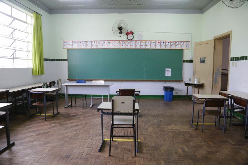 Ainda não há data definida para o retorno presencial das aulas em Prudente