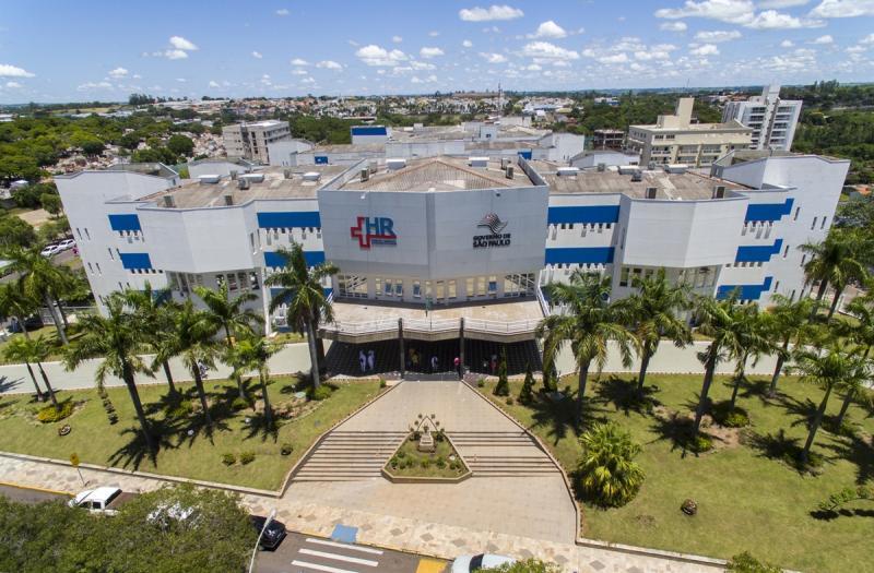 Estado informa que mantém em hospitais da região, entre eles, no HR, 125 leitos de UTI e 450 clínicos exclusivos a pacientes com Covid