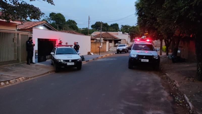 Mulher residia em endereço de Álvares Machado, onde houve o cumprimento dos mandados nesta manhã