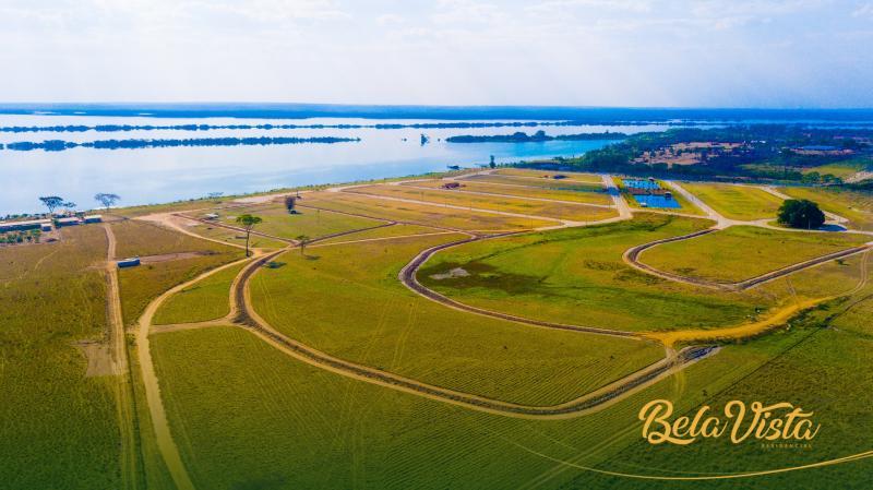Área tem mais de 600 mil m², sendo 140 mil de área verde e sistemas de lazer com mais de 9 mil mudas de árvores plantadas
