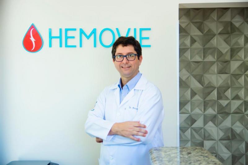 Hematologista José Antonio Bressa esclarece sobre doação de sangue