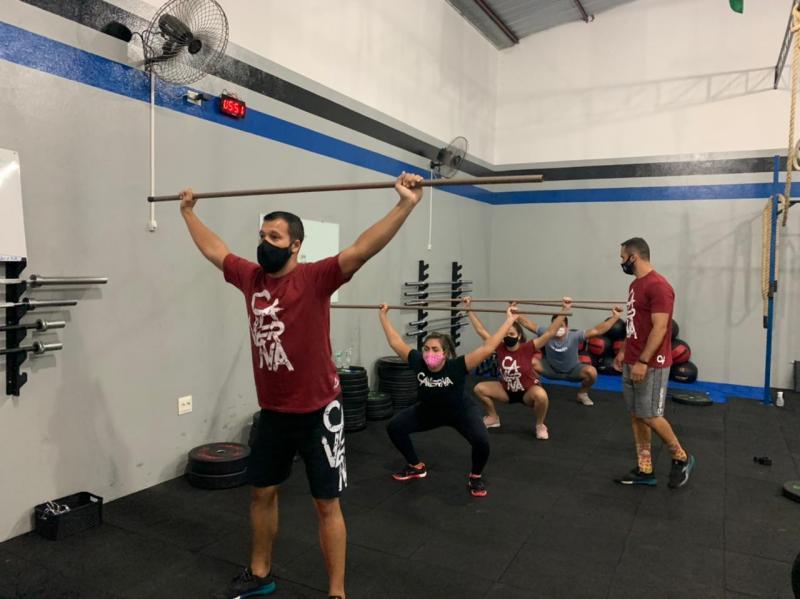 Antes de iniciar qualquer atividade física é importante procurar a ajuda de um profissional