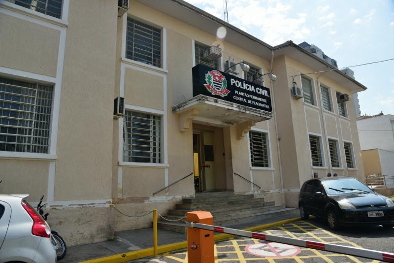 Boletim de ocorrência foi registrado junto à Polícia Civil