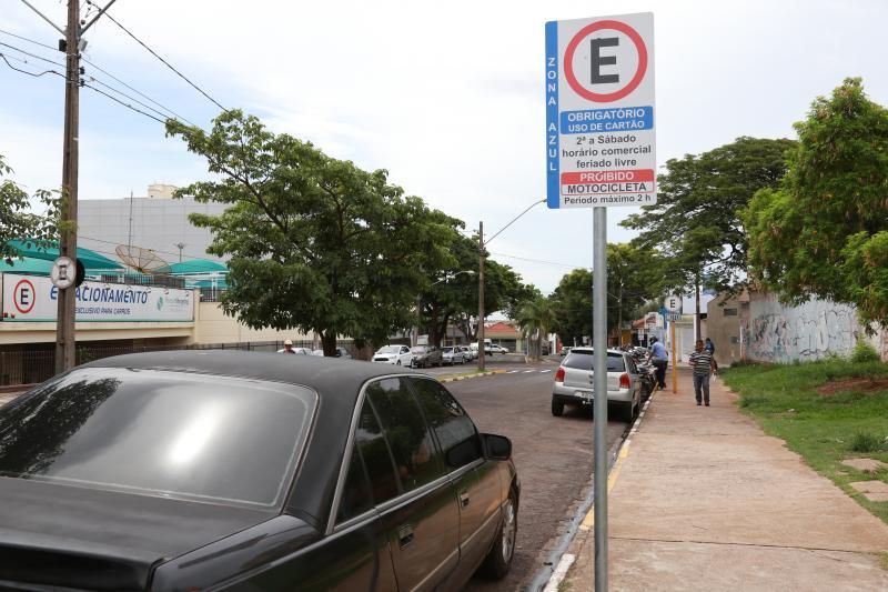 Zona Azul está sob gestão direta do município após desligamento com a CAC