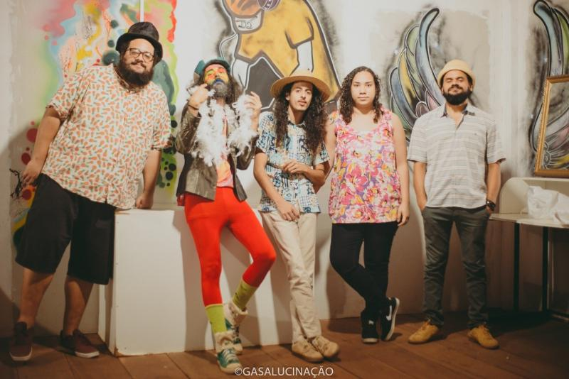 Banda Mocambo Groove homenageia Lua com o lançamento