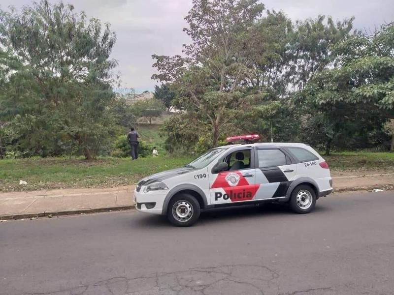Corpo foi encontrado perto de córrego no Jardim Cambuy, em Presidente Prudente
