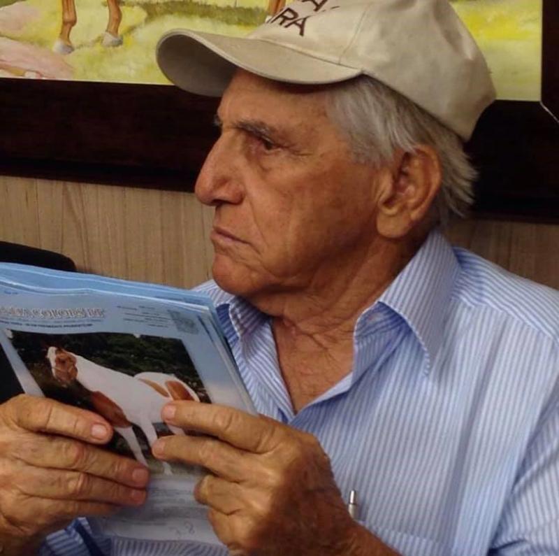 Ruy Moraes Terra foi cofundador do Rancho Quarto de Milha de Presidente Prudente