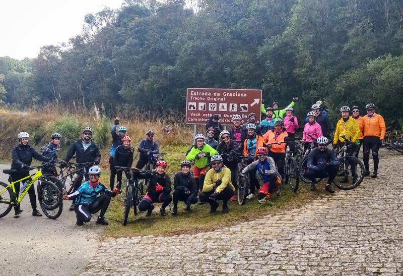 Grupo realizou um passeio de 2 dias no Estado do Paraná
