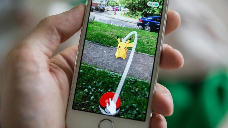 Receita da desenvolvedora de jogos para smartphones, Niantic, cresce ano após ano com o Pokemon GO