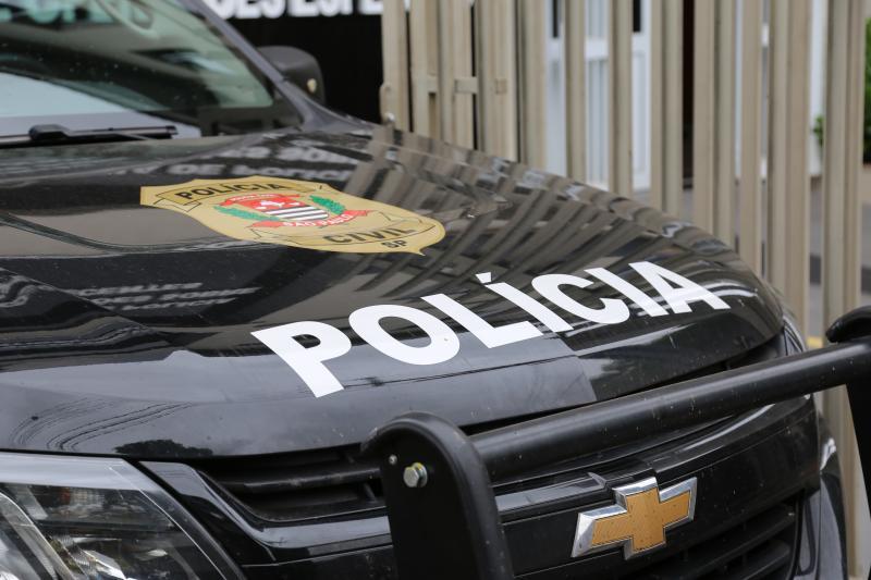Gravação que registrou o crime será disponibilizada para a Polícia Civil, que comunicou a 1ª Delegacia de Investigações Gerais sobre o fato