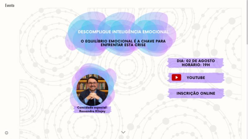 Curso sobre equilíbrio emocional na gestão de negócios está com inscrições abertas pela internet