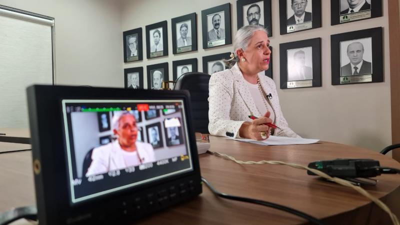 Nilva Galli conta sobre a experiência em ser a 1ª mulher a assumir a cadeira principal da Diretoria Executiva da Unimed Prudente