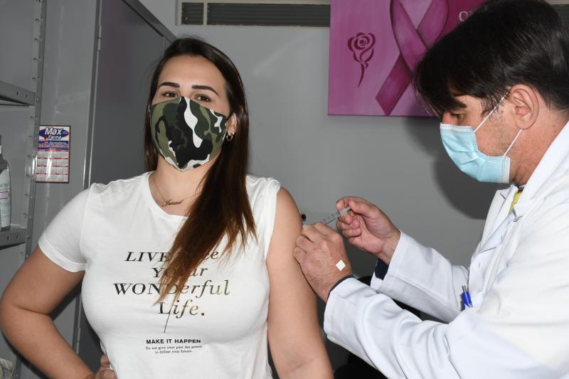 Novas idades foram inclusas na campanha de vacinação em Prudente
