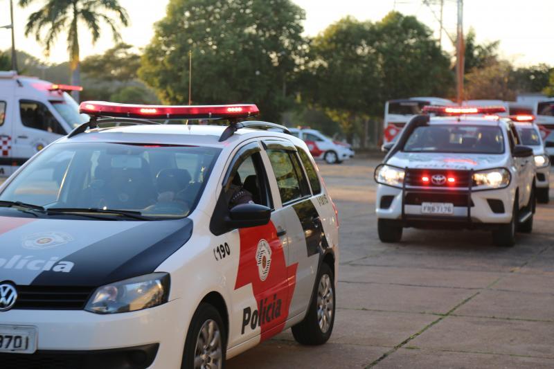 Equipes de policiamento desempenharão força-tarefa devido à visita presidencial
