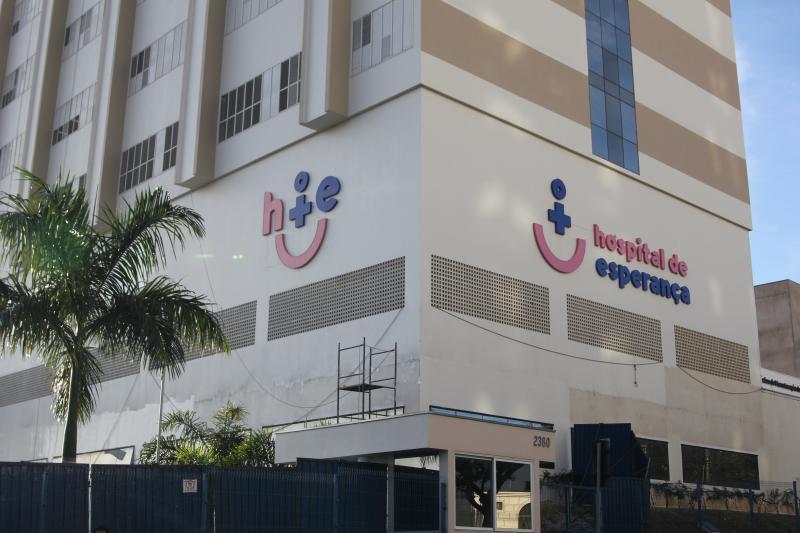 Hospital de Esperança foi habilitado como Unidade de Assistência de Alta Complexidade em Oncologia