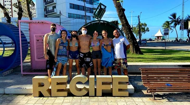 Equipe Criarte/Pruden Aço/Semepp está desde quinta-feira em Recife (PE)