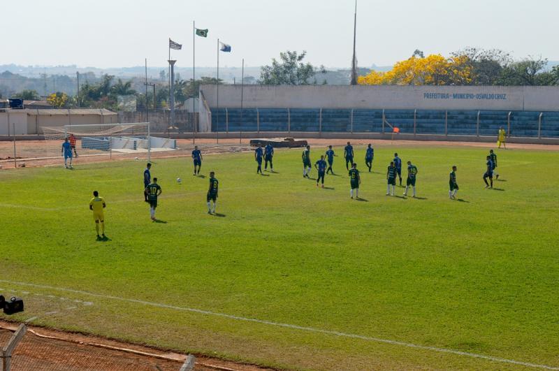 Partida ocorreu na tarde de hoje, no Estádio Antonio Viana da Silva, em Assis (SP)